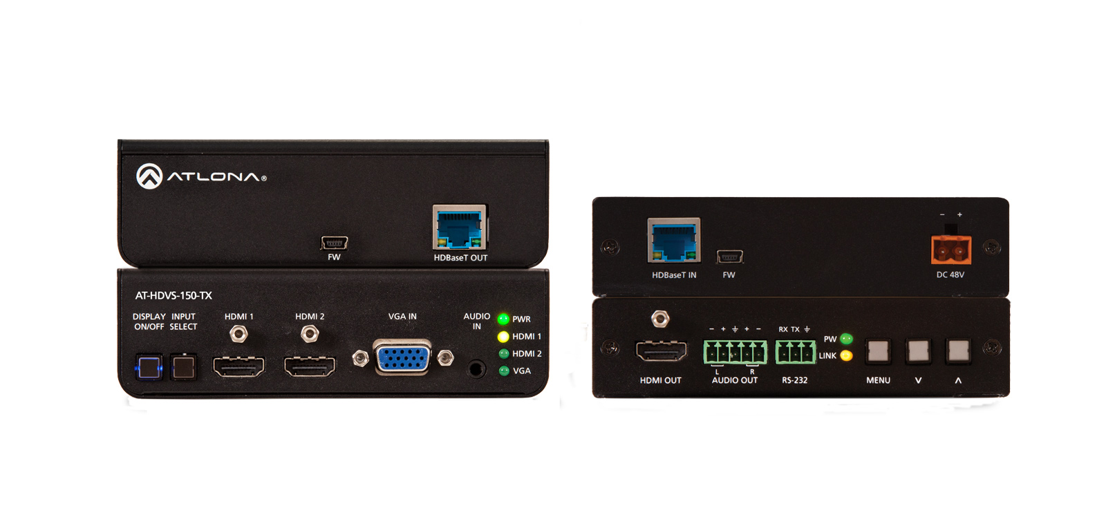 Atlona AT-HDVS-150-KIT - HDBaseT Set (Sender/Empfänger)