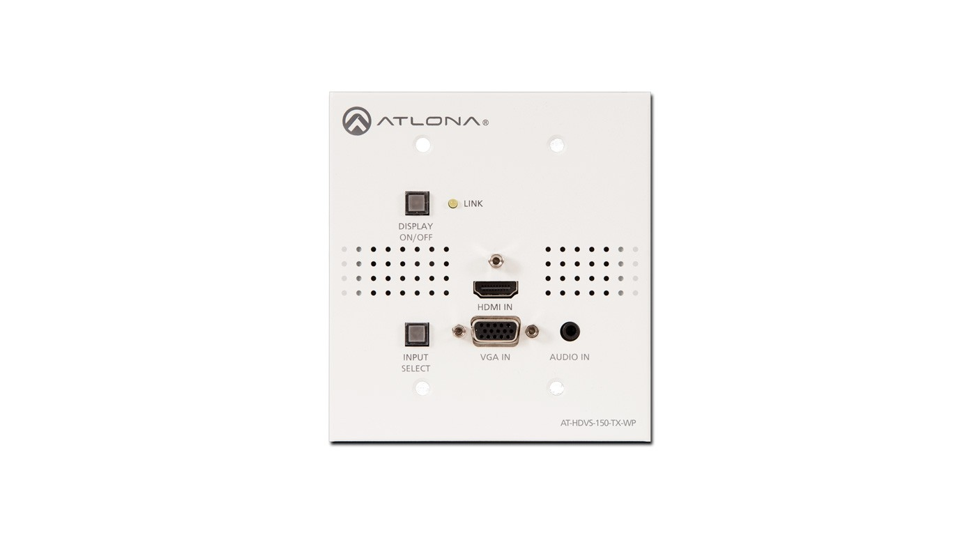Atlona AT-HDVS-150-TX-WP - HDBaseT Transmitter, Switcher