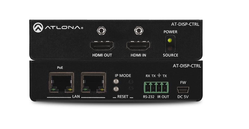Atlona AT-DISP-CTRL - HDMI Display Controller