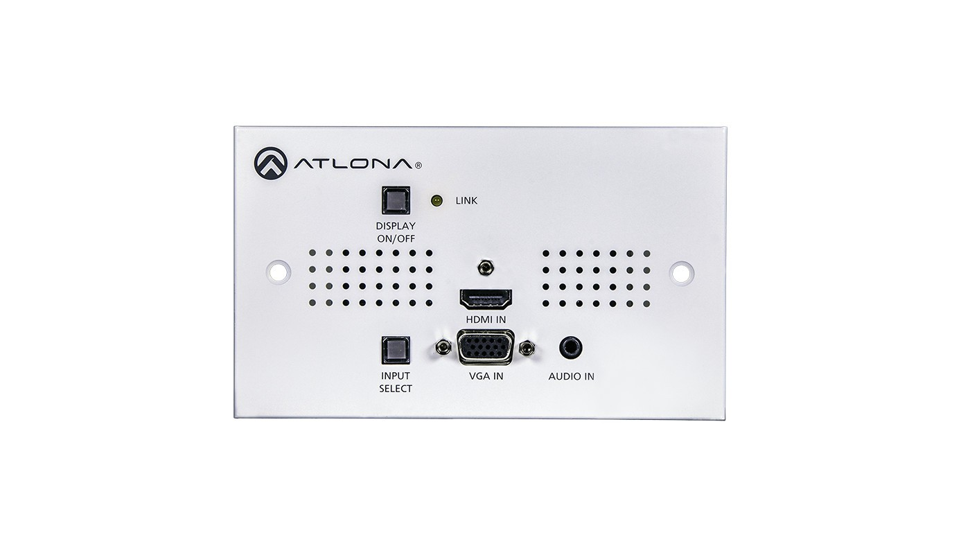 Atlona AT-HDVS-150-TX-WP-UK - HDBaseT Transmitter, Switcher