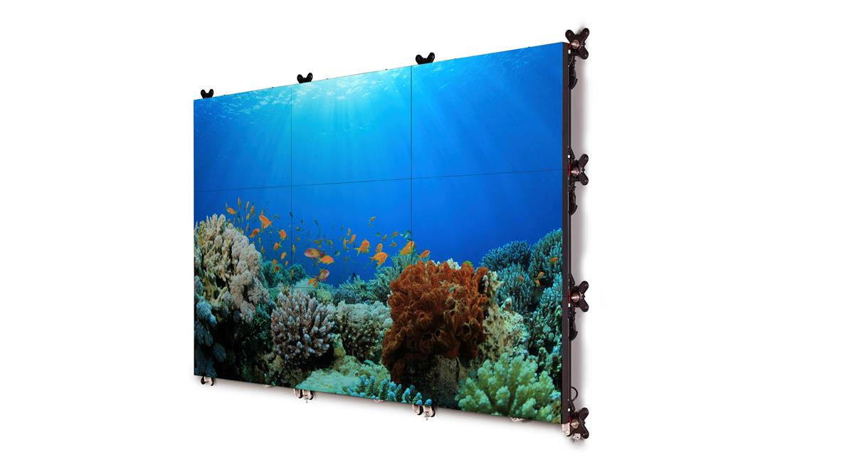 Barco UniSee UNI-5000 - 55 Display, Videowall