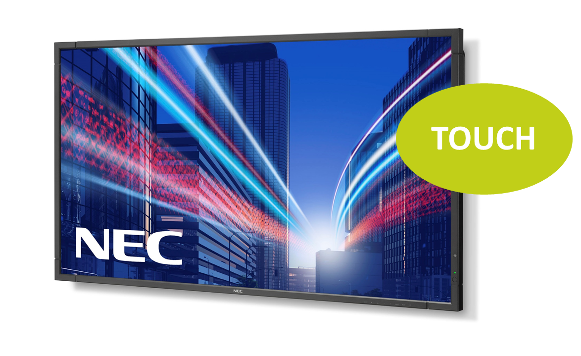 NEC MultiSync P703 SST - 70'' LED-Display, Touch