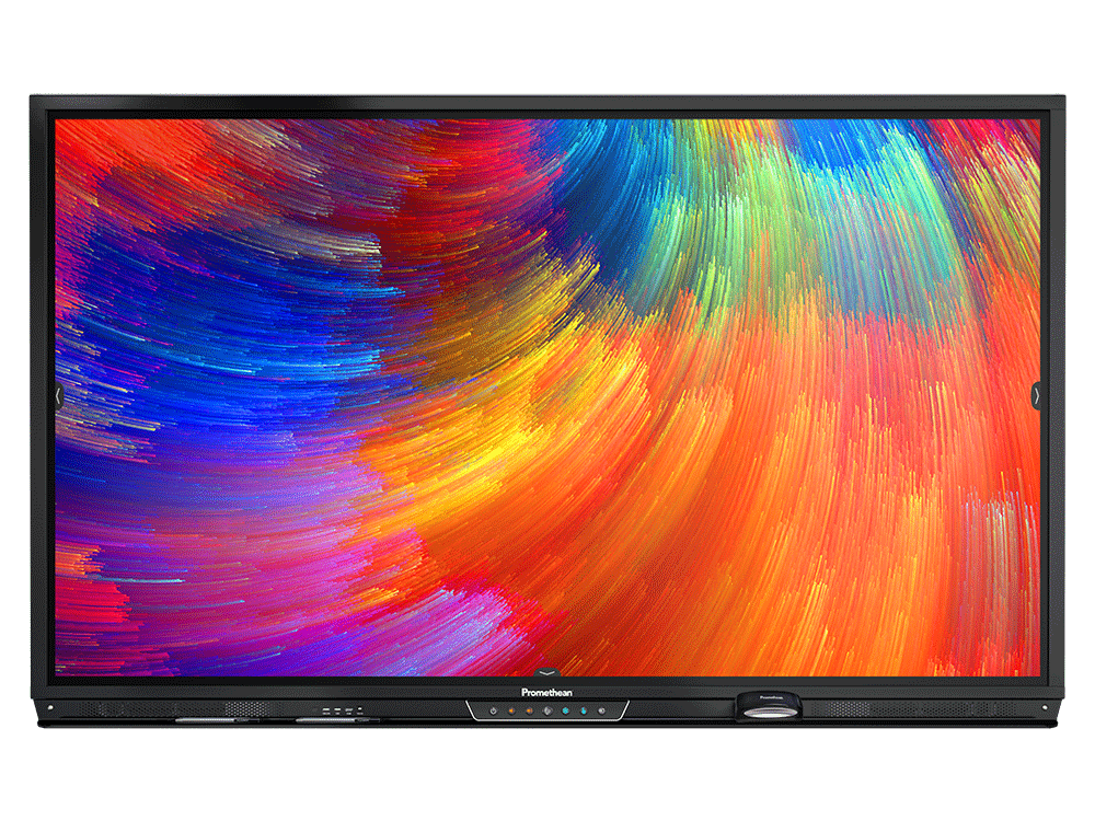 Promethean Titanium 86, SET - Panel, ChromeBox