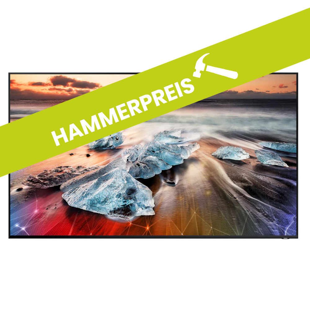 Samsung QP82R-8K - 82 Display, QLED 8K