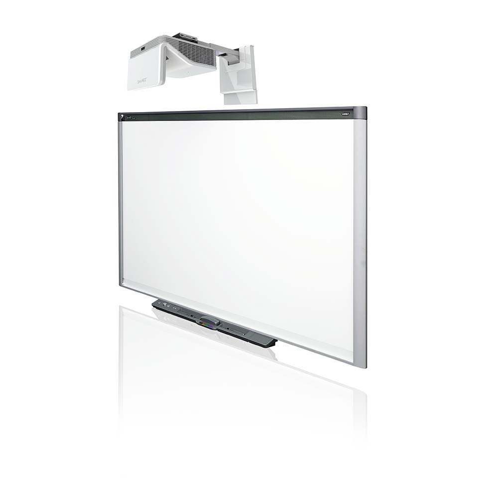 SMART Board 885E (Set) - interaktives Board für Epson