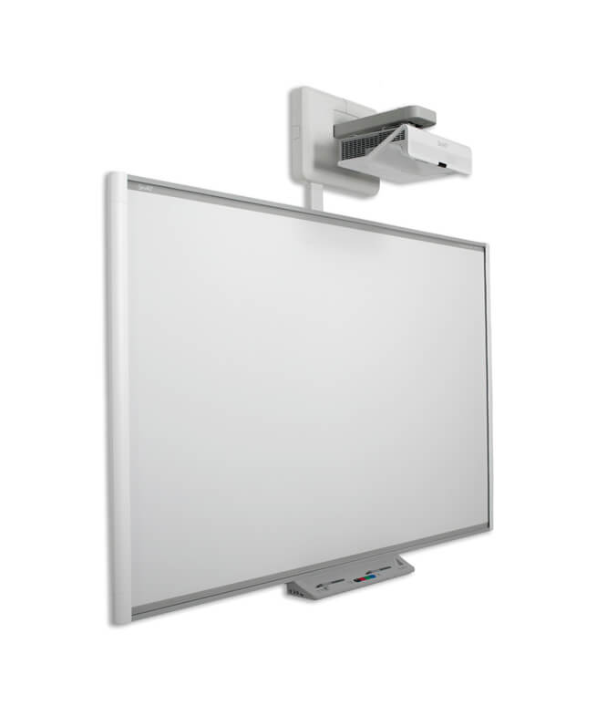 SMART Board M685E (Set) - interaktives Board für Epson